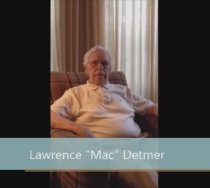 """Image of OHC00099 - Lawrence """"Mac"""" Detmer Oral History"""