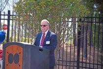 Image of Jeff Katz speaking on behalf of the AAPA