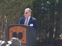Image of Jeff Katz giving remarks