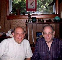 Image of SIC00040 - Reginald Carter and Dr. Eugene Stead Jr.