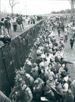 Image of SIC00055 - Dedication of the Vietnam Veterans Memorial