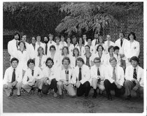 Image of SIC00083 - Bowman Gray School of Medicine PA Graduating Class of 1977