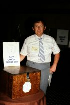 Image of SIC00176 - 1980 AAPA Conference Official Ballot Box