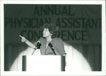 Image of SIC00355 - Dr. Ruth Westheimer, guest speaker for AAPA conference