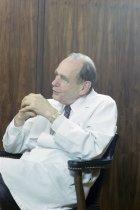 Image of SIC00386 - Dr. Eugene Stead Jr. during Interview