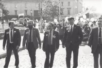 Image of SIC00404 - Paul Lombardo, Glen Combs, Bruce Fichandler, and Others at March on Trenton