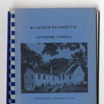Image of 1979.001.0602 - Bethlehem Evangelical Lutheran Church