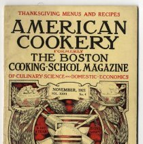 Image of 1979.001.1650 - American Cookery formerly The Boston Cooking School Magazine