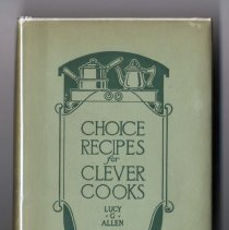 Image of 1979.001.1795 - Choice recipes for clever cooks
