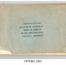 Image of 1979.001.2041 - Presbyterian Cook Book