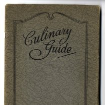 Image of 1979.001.2197 - Culinary Guide