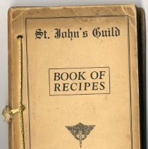 Image of 1979.001.2330 - St. John's Cook Book