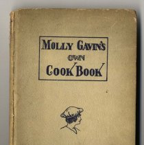 Image of 1979.001.2581 - Molly Gavin's Own Cook Book