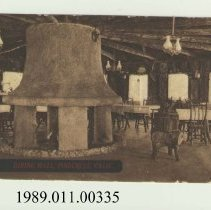 Image of 1989.011.00335 - Dining Hall, Pinecrest, California