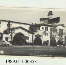 Image of 1989.011.00353 - Postcard, real photo