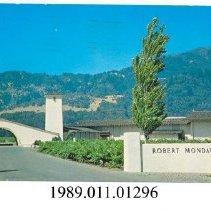 Image of 1989.011.01296 - Robert Mondavi Winery, Oakville, California