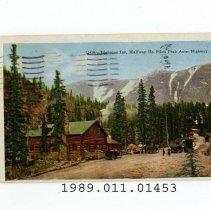Image of 1989.011.01453 - Glencove Inn...Pikes Peak Auto Highway  [Colorado]