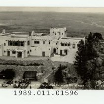 Image of 1989.011.01596 - Postcard, real photo