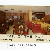 Image of 1989.011.01945 - Tail O' The Pup, Inc. St. Armanda Key, Sarasota, Florida