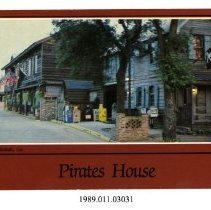 Image of 1989.011.03031 - Pirates House, Savannah, Georgia