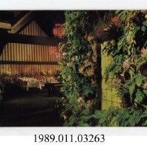 Image of 1989.011.03263 - Canlis, Honolulu, Hawaii