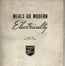Image of 1989.113.0135 - Meals go Modern Electrically