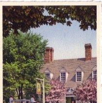 Image of 1989.184.0043 - Raleigh Tavern, Williamsburg, Virginia