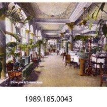 Image of 1989.185.0043 - Davenport's; Spokane, Washington