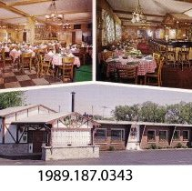 Image of 1989.187.0343 - Dunkel's White Oaks, Burlington, Wisconsin