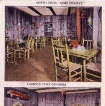 Image of 1989.187.0400 - Fish Shanty Restaurant, Port Washington, Wisconsin