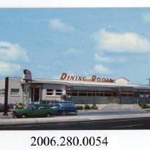 Image of 2006.280.0054 - English Diner & Restaurant; Ocean City, Maryland