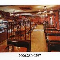 Image of 2006.280.0297 - Swingle Diners Postcard ad