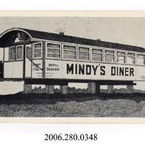 Image of 2006.280.0348 - Mindy's Diner / MA