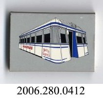 Image of 2006.280.0412 - Matchbox