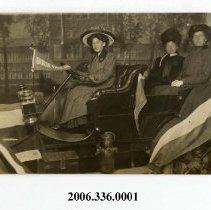 Image of 2006.336.0001 - Postcard, real photo