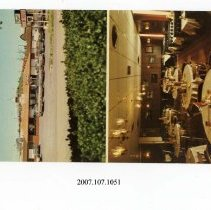 Image of 2007.107.1051 - Lloyd's Steak House, Harrisonburg, Virginia