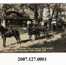 Image of 2007.127.0001 - Postcard, real photo
