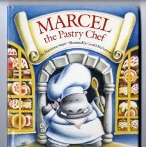 Image of 2007.226.0001 - Marcel the Pastry Chef