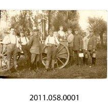 Image of 2011.058.0001 - Postcard, Real Photo