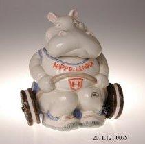 Image of 2011.121.0075 - Jar, Cookie