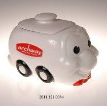 Image of 2011.121.0084 - Jar, Cookie