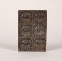 Image of 2011.200.0029 - Mold, Chocolate