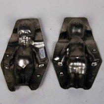Image of 2011.200.0110 - Mold, Chocolate