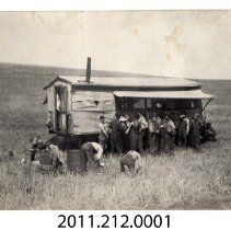 Image of 2011.212.0001 - Postcard, Real Photo