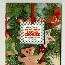 Image of 2014.021.0499 - Aunt Jenny's Old-Fashioned Christmas Cookies                                      .