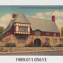 Image of 1989.011.05613 - Tea Room. Audubon Memorial State Park. Henderson, Kentucky.