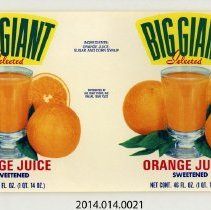 Image of 2014.014.0021 - Label, Can