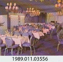 Image of 1989.011.03556 - Martinique Restaurant & Drury Lan Theatre, Chicago, IL