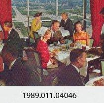 Image of 1989.011.04046 - La Tour, Cafe Francis, Chicago, Illinois