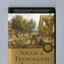 Image of 2002.FIC.0056 - Near a thousand tables : a history of food / Felipe Ferna?ndez-Armesto.
